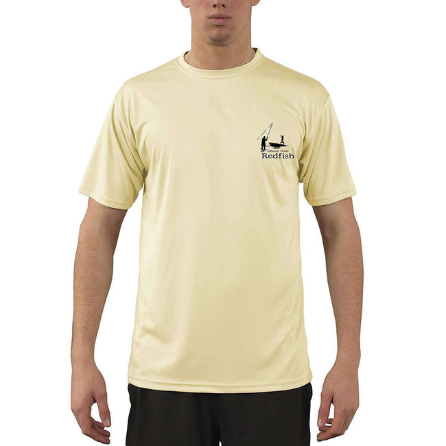 Altered Latitudes Saltwater Classic Redfish Men's UPF 50+ Short Sleeve T-Shirt