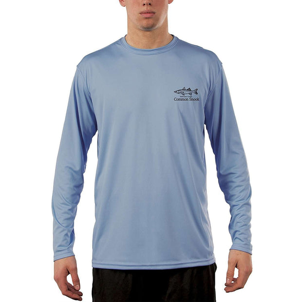 Saltwater Classic Snook Men's UPF 5+ Long Sleeve T-Shirt - Altered Latitudes