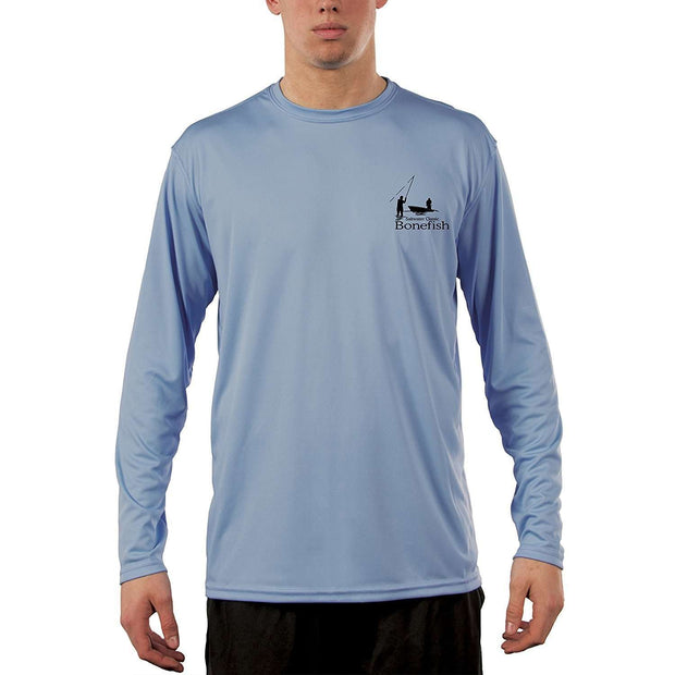 Saltwater Classic Bonefish Men's UPF 5+ Long Sleeve T-Shirt - Altered Latitudes