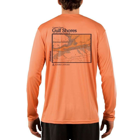 Coastal Classics Assateague Toddler UPF 50+ UV/Sun Protection Long Sleeve T-Shirt