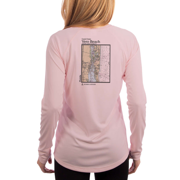 Coastal Classics Vero Beach Women's UPF 50+ Long Sleeve T-shirt