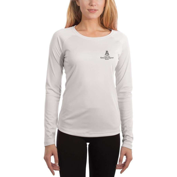 Coastal Classics Kennebunkport Women's UPF 50+ UV/Sun Protection Performance T-shirt - Altered Latitudes