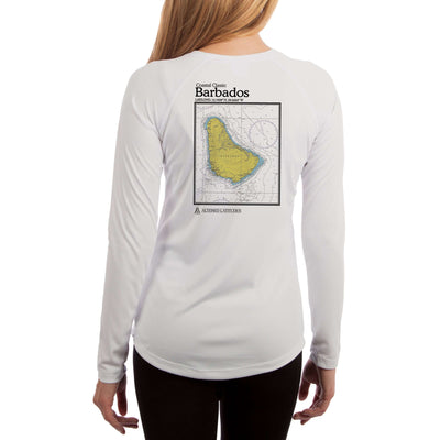 Coastal Classics Barbados Women's UPF 50+ Long Sleeve T-shirt - Altered Latitudes