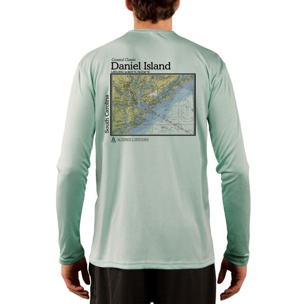 Coastal Classics Daniel Island Men's UPF 50+ UV/Sun Protection Performance T-shirt