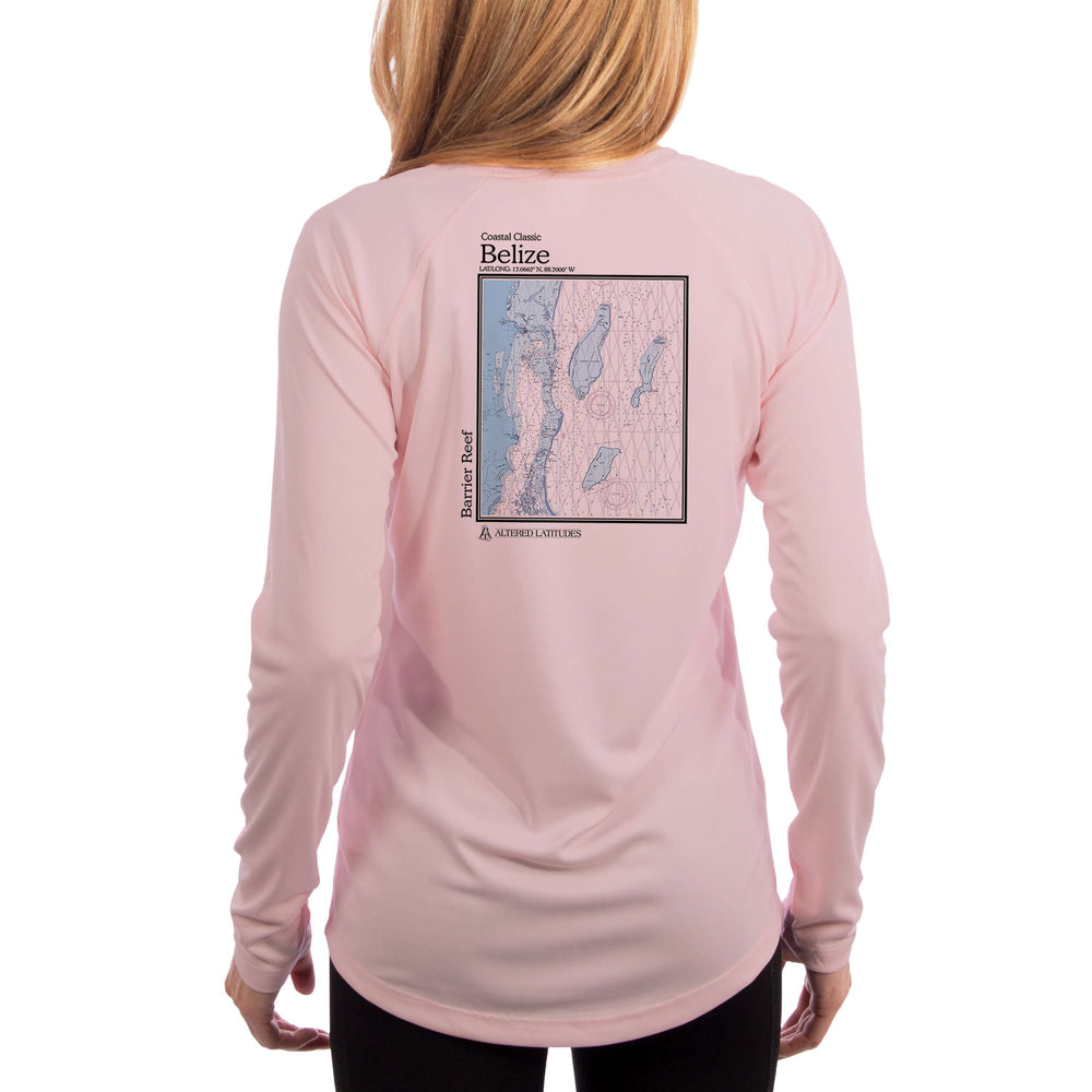 Coastal Classics Belize Women's UPF 50+ Long Sleeve T-shirt - Altered Latitudes