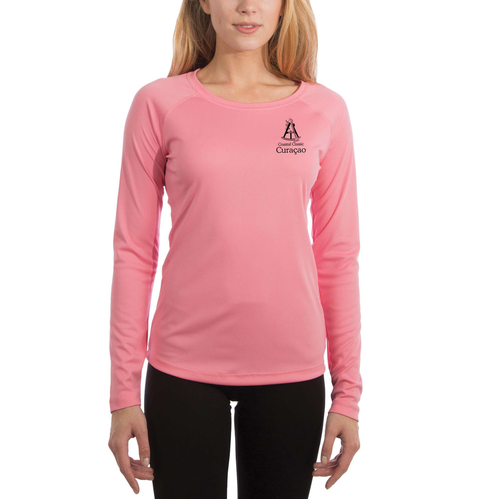 Coastal Classics Curacao Women's UPF 50+ Long Sleeve T-shirt - Altered Latitudes