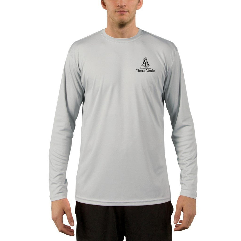 Coastal Classics Tierra Verde Men's UPF 50+ UV/Sun Protection Performance T-shirt