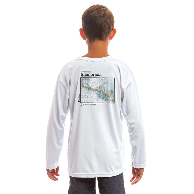 Coastal Classics Islamorada Youth UPF 50+ UV/Sun Protection Long Sleeve T-Shirt