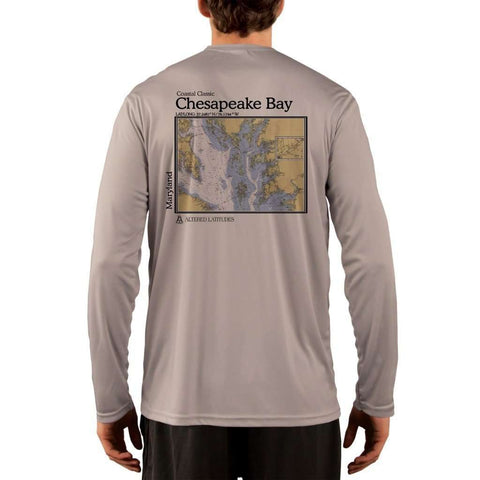Coastal Classics Chesapeake Bay Women's UPF 50+ UV/Sun Protection Performance T-shirt