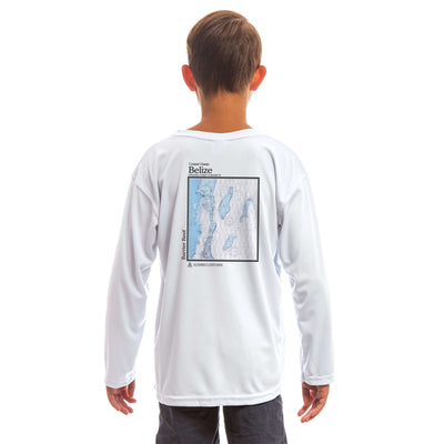 Coastal Classics Belize Youth UPF 5+ UV/Sun Protection Long Sleeve T-Shirt - Altered Latitudes