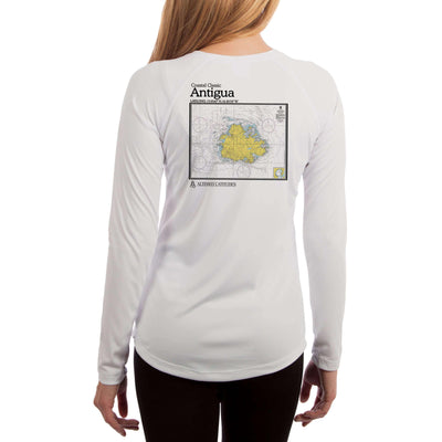 Coastal Classics Antigua Women's UPF 50+ Long Sleeve T-shirt - Altered Latitudes