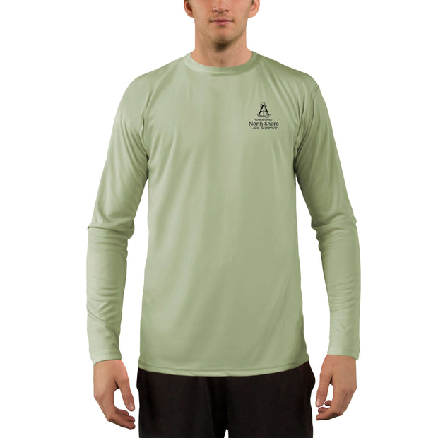 Coastal Classics North Shore Men's UPF 50+ UV/Sun Protection Performance T-shirt