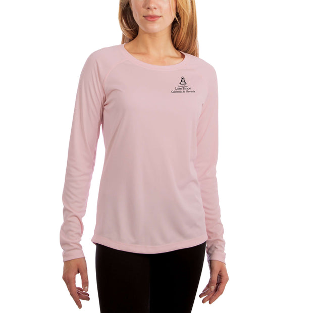 Coastal Classics Lake Tahoe Women's UPF 50+ Long Sleeve T-shirt