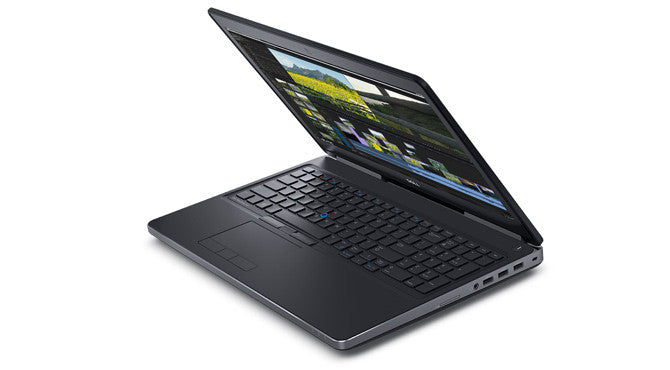 DELL Precision 7510, i7-6820/15in/8GB/Nvidia