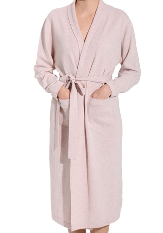 CashmereHome Cashmere Bathrobe