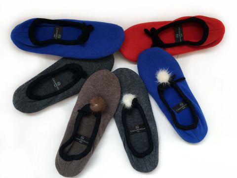 CashmereHome Slippers