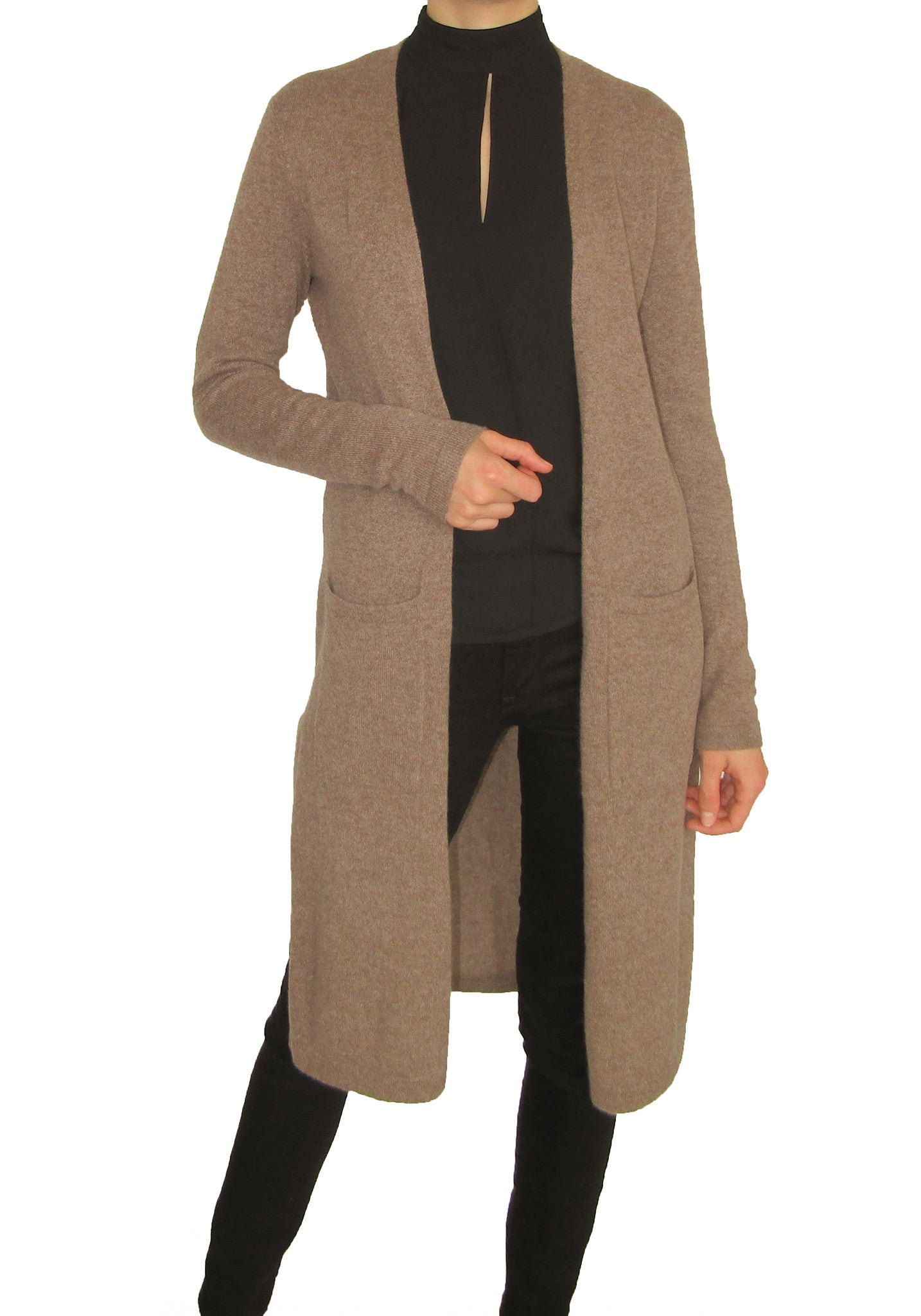 CashmereHome Cashmere Cardigan Women