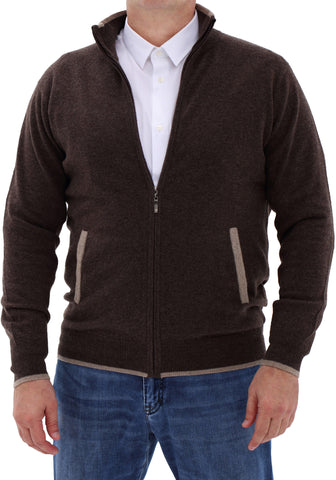 Cashmere Cardigan Men CashmereHome