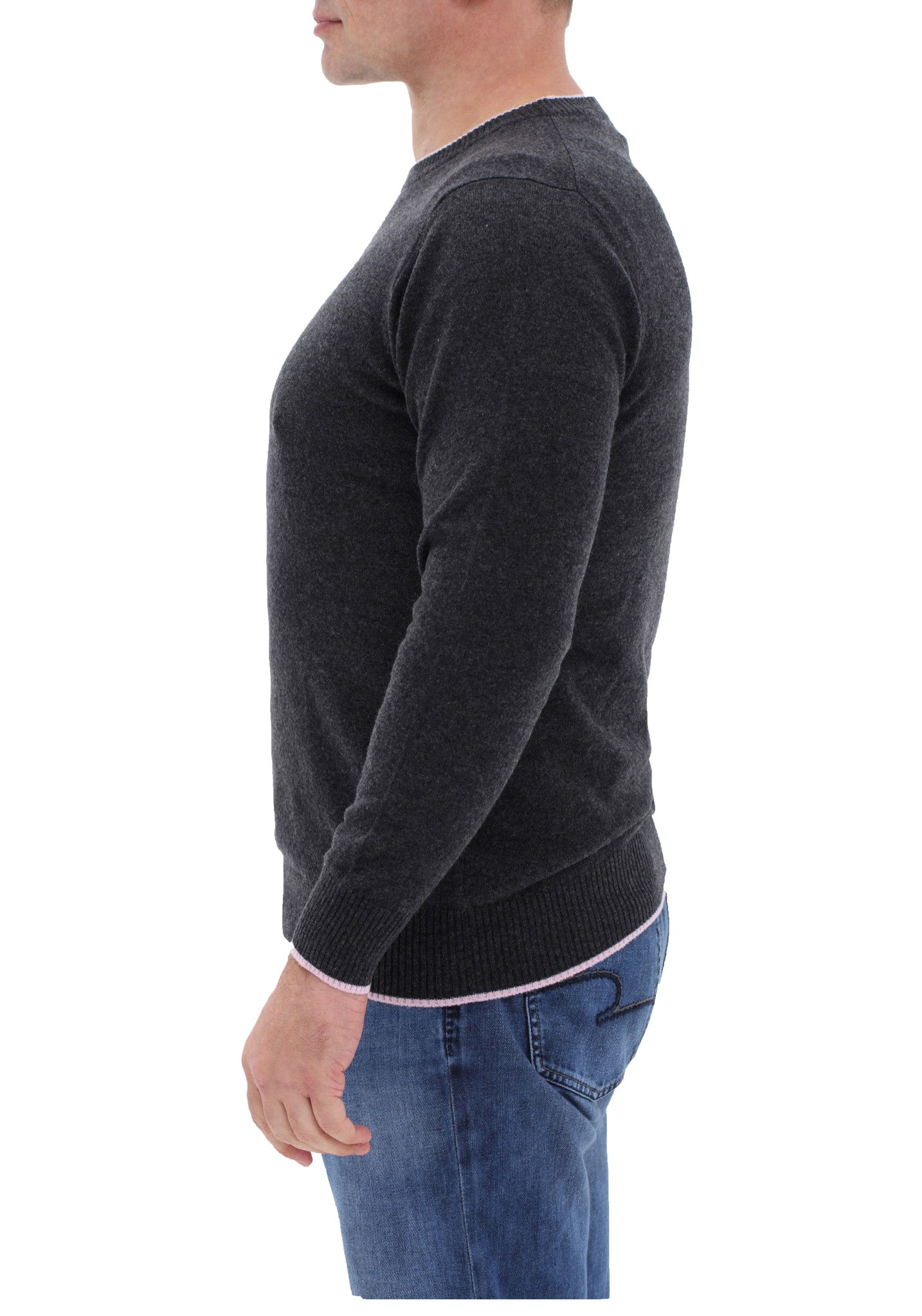 Cashmere Sweater Men CashmereHome