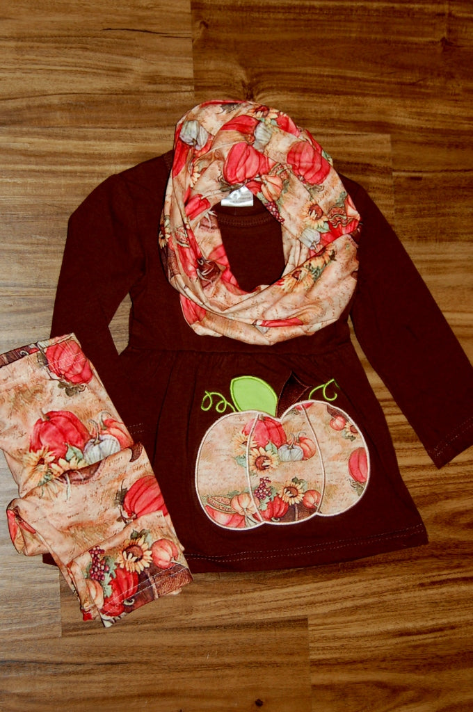 Pumpkin Spice & All Things Nice 3pc Set