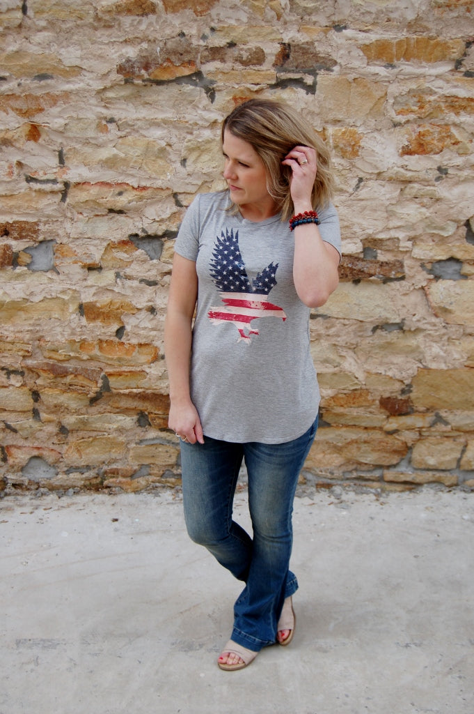 Old Glory Tee (Mommy & Me) - Kade & Cate