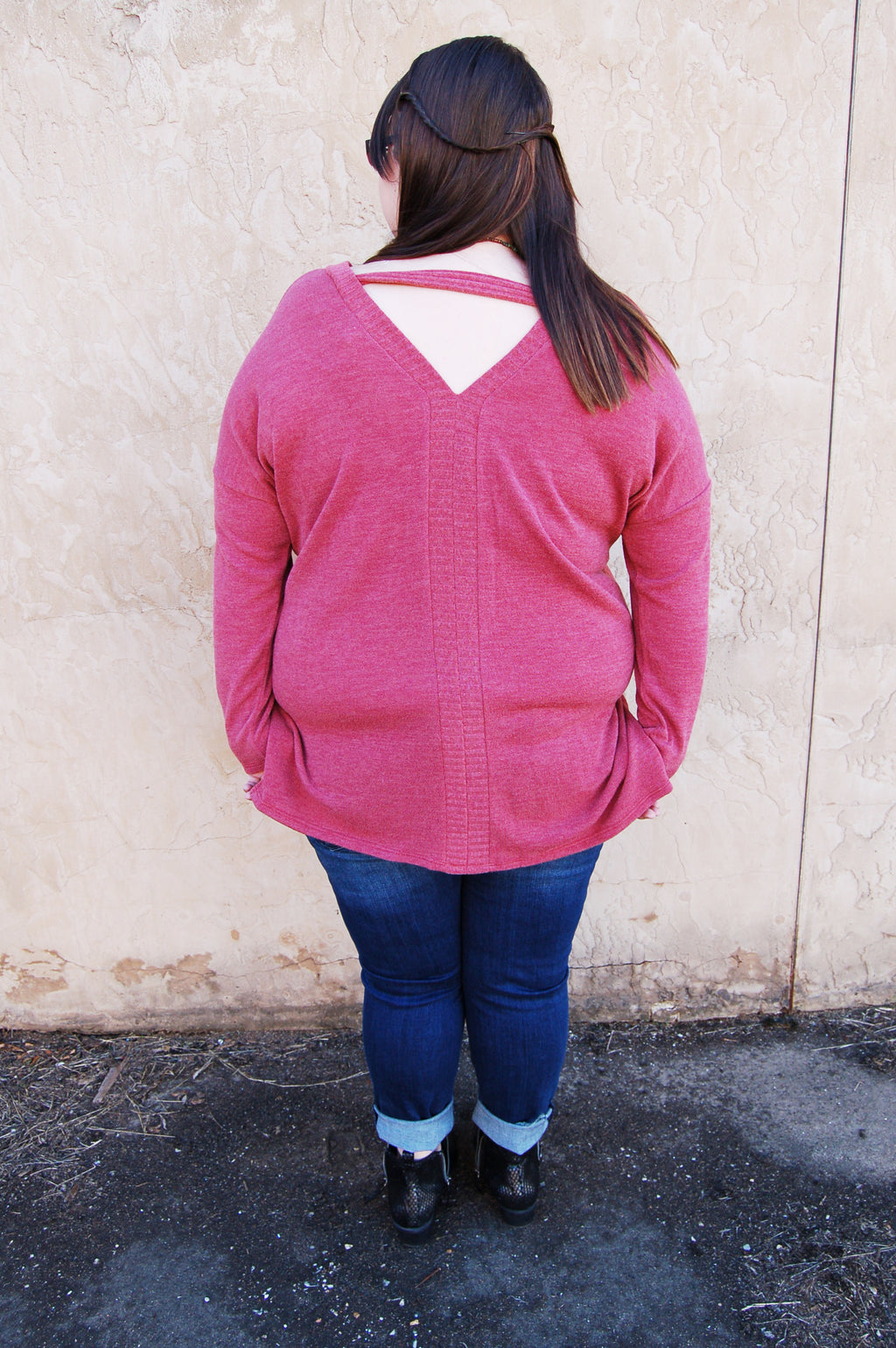 Marsala Sweater