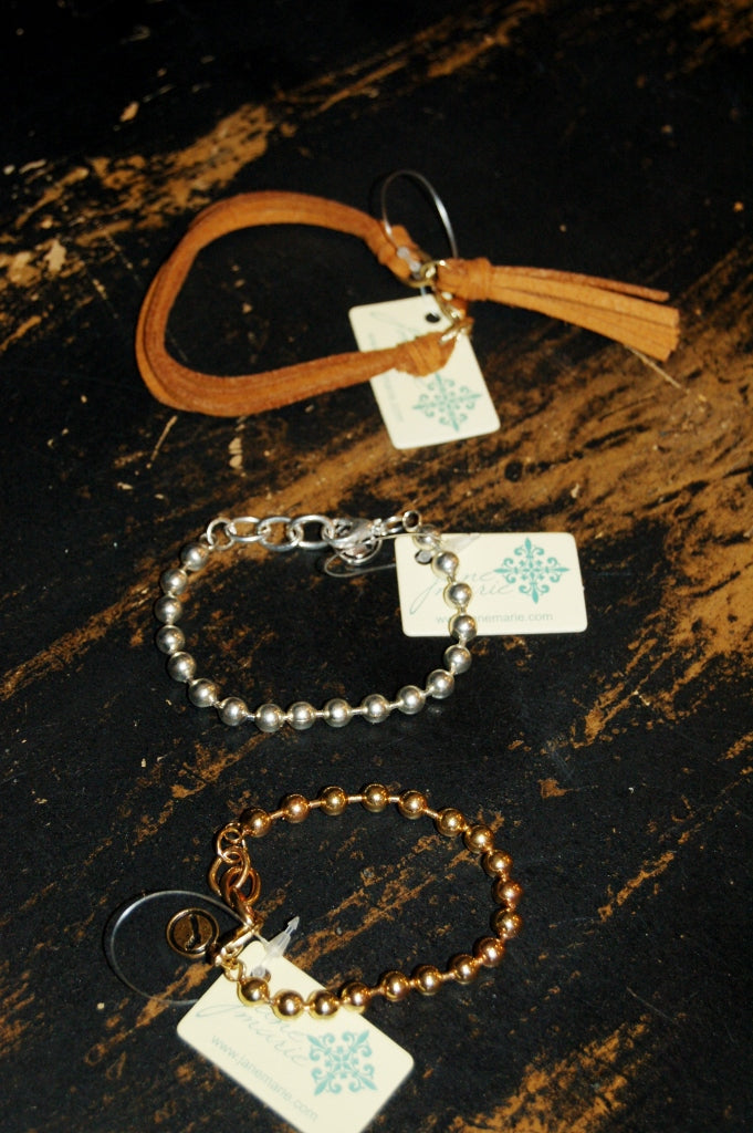 Charm Bracelet Styles (Charms Listed Separately) - Kade & Cate