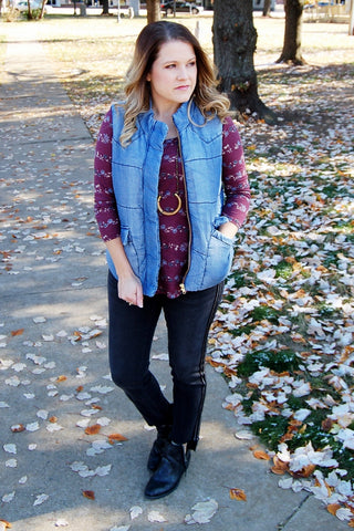 Girl Crush Velvet Cardigan