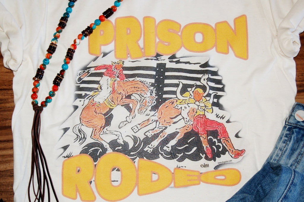 Prison Rodeo Tee