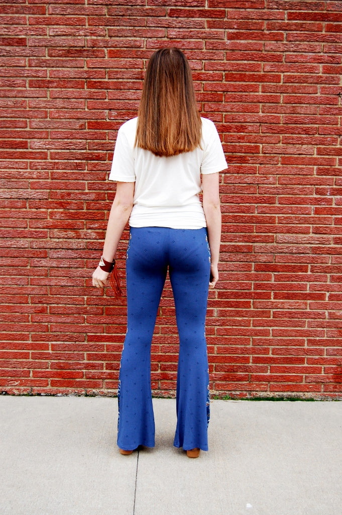 Kelli Bell Bottom Pant