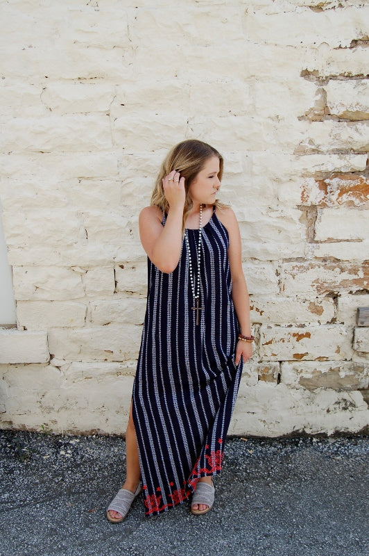 Simply Sophisticated Maxi Dress