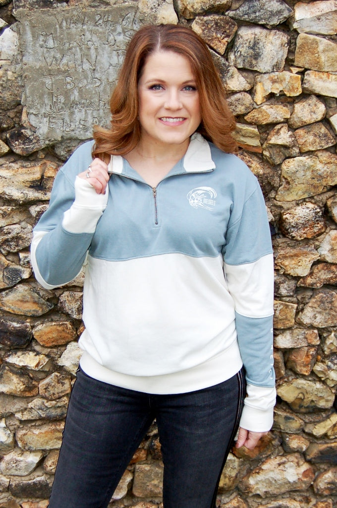 Sorrento Colorblock Pullover