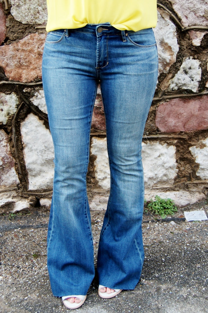 Articles of Society Faith Flare Jeans - Kade & Cate