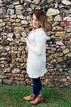 Simple Button Down Cardigan