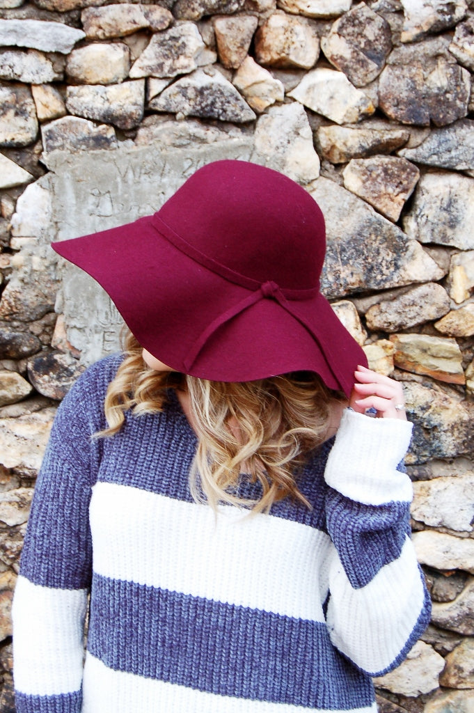 Southern Belle Floppy Hat