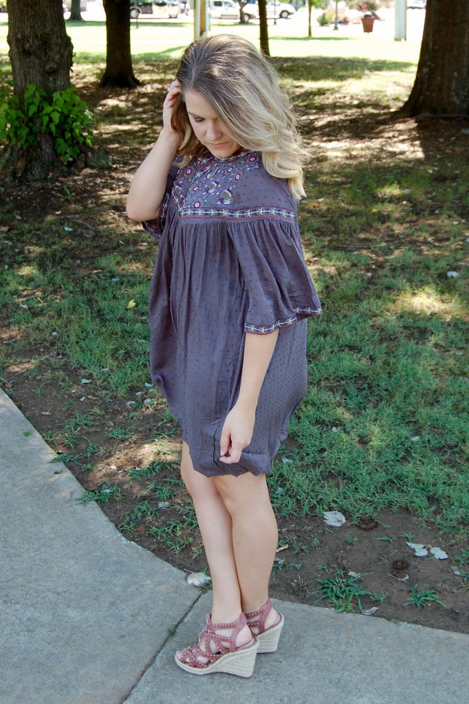 Highway Vagabond Dress - Kade & Cate
