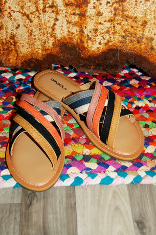 Big Pine Wedge Sandal