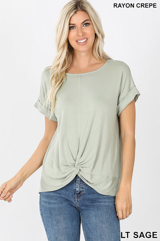 Keep it Gypsy Bubble Sleeve Top