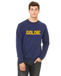 Goldie Navy Blue Crew Neck