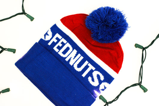 Federal Donuts Knit Beanie