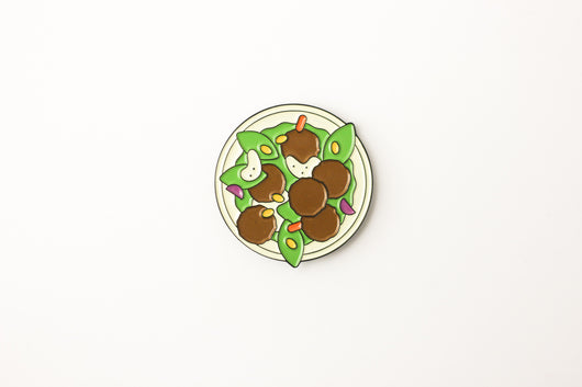Goldie Salad Pin