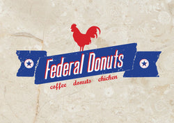 Federal Donuts Gift Card – $10