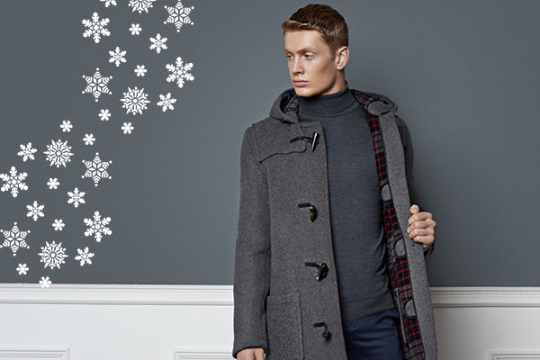 Studio Picks: Men's Christmas Party Outfit