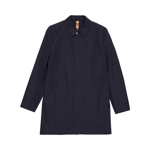 Navy Ventile Mac Jacket