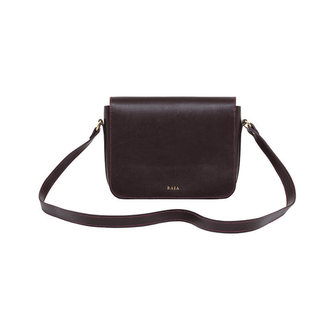 Small Leather Pouch Side Bag