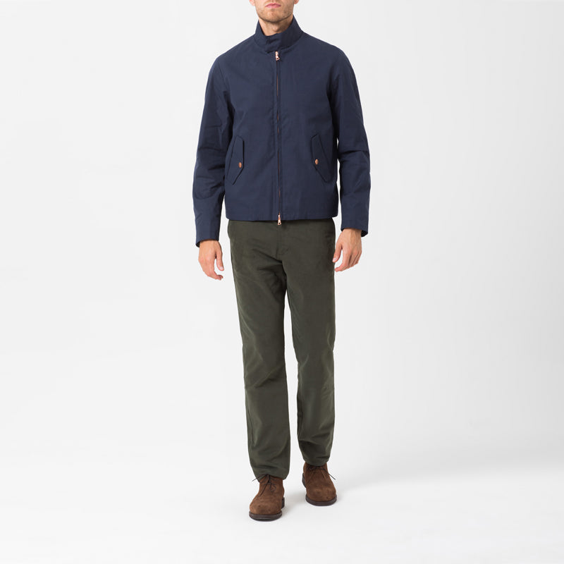 Olive casual chinos
