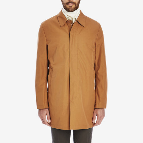 Camel Ventile Mac Jacket