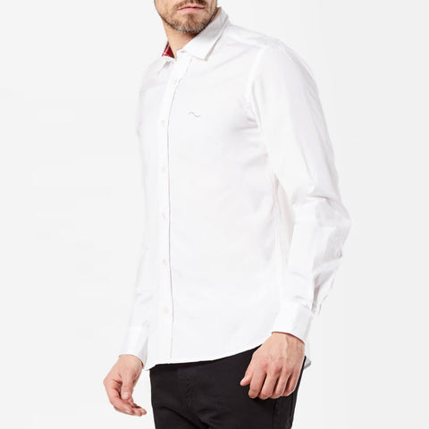 White Medium Weight Shirt