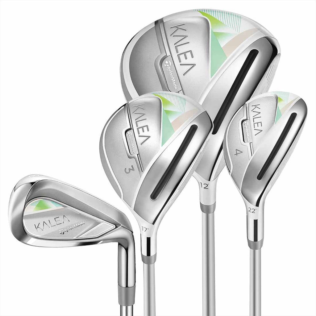 TaylorMade M6 & Kalea Golf Club Rental Sets - Used