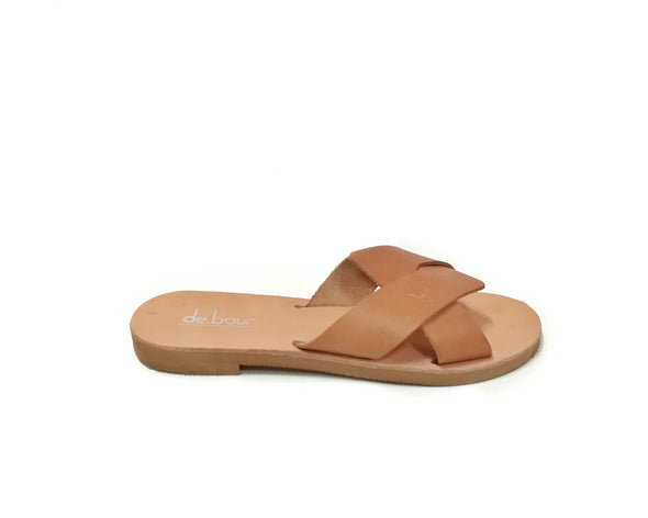BUCKLE NATURAL sandal